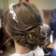 Here is a collation of stunning and inspiration wedding hairstyles from one of my favorite stylists, Hair and Make-up by Steph. Take a look! Party Hairstyles, Formal Hairstyles, Cute Hairstyles, Wedding Hairstyles, Wedding Updo, Wedding Makeup, Beautiful Long Hair, Gorgeous Hair, Elegant Updo