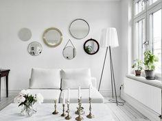 Composiciones decorativas elegantes repitiendo elementos | Decorar tu casa es facilisimo.com
