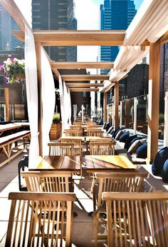 Haven Rooftop, New York, 10 Prettiest Places to Have Brunch in the U.S.