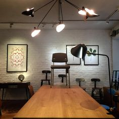 SERGE MOUILLE SEVEN ARMS SPIDER WALL LAMP           http://www.zoralighting.com/designer/serge-mouille/Serge-Mouille-Seven-Arms-Spider-Wall-Lamp