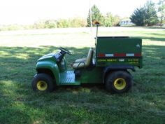 JOHN DEERE GATOR 4 x 2 Found You, Equipment For Sale, Trucks For Sale, Outdoor Power Equipment