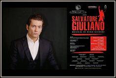 TG Musical e Teatro in Italia: Salvatore Giuliano- il musical. Intervista a Rober...