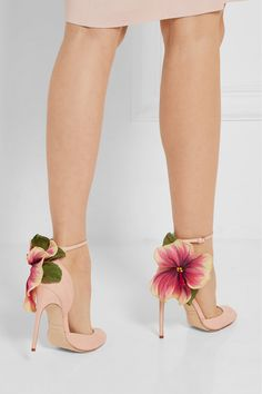 Heel measures approximately 110mm/ 4.5 inches Blush ayers Buckle-fastening ankle strap Ayers: Thailand Made in Italy