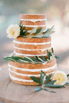 Wedding Cake | Wedding Cake Design | Pretty Cakes | Wedding