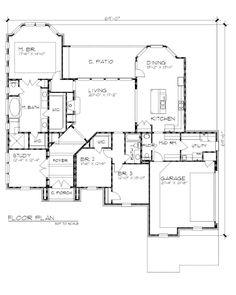The Lucera House Plan - 4265