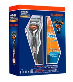 Gillette Fusion Proglide Power FLEXBALL