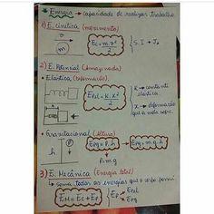 Física - Energia cinética, potêncial e mecânica.