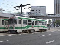 Kumamoto City Tram - http://japanmegatravel.com/kumamoto-city-tram/