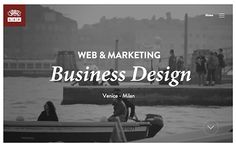 GBR is a brand identity, creative, web design and graphic design studio based in Venice and Milan. We work for clients in Italy and throughout the world.