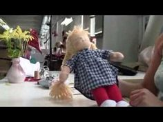 How Waldorf Dolls Are Made - YouTube