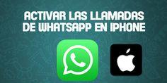 Se han hecho de rogar, pero ya están aquí: las llamadas de Whatsapp por fin llegan a los iPhone. Los Android disfrutan de este servicio desde el pasado 25 de marzo, pero los desarrolladores habían tenido algún problemilla inicial para poder adaptar esta tecnología a los teléfonos de Apple. Te explicamos como funcionan y verás una llamada a un iPhone 6: http://iphone-6.es/llamadas-whatsapp-iphone-gratis/  #iPhoneapps