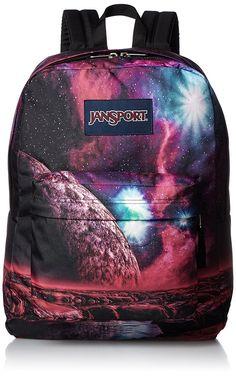 3b87f5fc9d17 JanSport High Stakes Backpack Super Break610 Denier HP Polyester Cordura  RipstopPremium polyester Cordura fabric