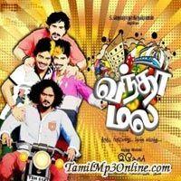 Vandha Mala released on 2015 year, Music Director Sam D Raj, Actor Tamizh Prasad Hitlar Udhayaraj Priyanka and this movie directed by Sam.D.Raj.