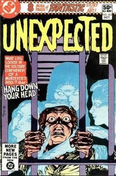 The Unexpected #203 (Issue)
