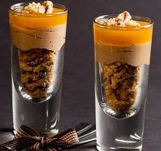 Desserts In A Glass, Sweet Desserts, Eat Pray Love, Cakes And More, Trifle, Fudge, Catering, Food To Make, Breakfast Recipes