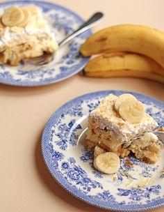 Banana Pudding Tiramisu | Grandbaby Cakes