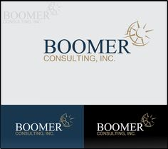 New logo wanted for Boomer Consulting, Inc. by PecDesign