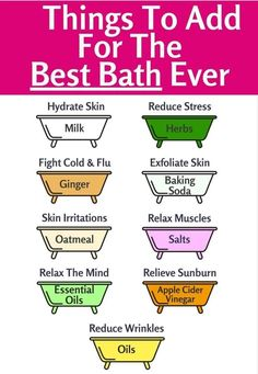 Remedies Forget chemical bath products and use these natural ingredients to rejuvenate the body and mind! Have the best bath EVER! - Forget chemical bath products and use these natural ingredients to rejuvenate the body and mind! Have the best bath EVER! How To Exfoliate Skin, Best Bath, Natural Health Remedies, Herbal Remedies, Holistic Remedies, Tips Belleza, Beauty Secrets, Beauty Care, Beauty Skin