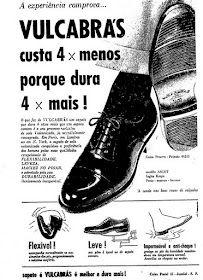 Vulcabrás, 1957                                                                                                                                                                                 Mais