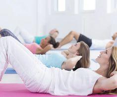 Yoga e Pilates Train Your Brain, Magazine Template, Pilates, Ballet Dance, Mindfulness, Wellness, Yoga, Stock Photos, Exercises
