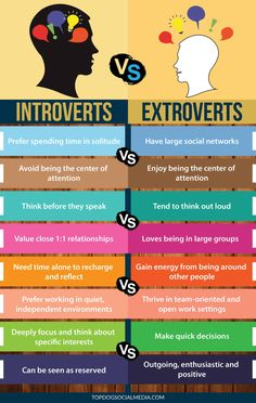 It's no secret that digital marketing is part science and part art. So, when it comes to introverts vs. extroverts, who is better at digital marketing? Introvert Vs Extrovert, Introvert Love, Introvert Personality, Introvert Quotes, Introvert Problems, Myers Briggs Personality Types, Social Emotional Learning, Social Anxiety, Ambivert