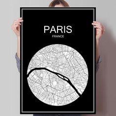 Shopping Sites, Paris France, Map, Stuff To Buy, Travel, Viajes, Location Map, Destinations, Maps