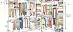 5 apps para organizar tu armario