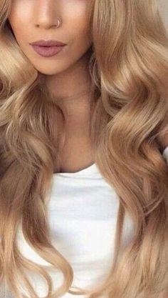 Blonde x Wavy