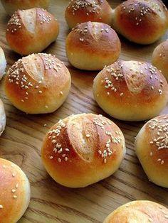 Lekcje w kuchni: Bułeczki piknikowe / Mini Picnic Rolls