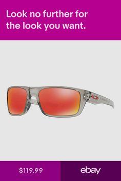173492b7915 Oakley Drop Point Men s Sunglasses w  Ruby Iridium Flash Lens - 0360