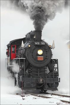 Steam in the Snow #2: