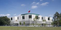 Vietnamese National Assembly in Hanoi / gmp architekten