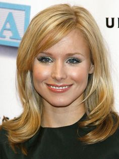 Kristen Bell Hairstyles   April 23, 2008   DailyMakeover.com