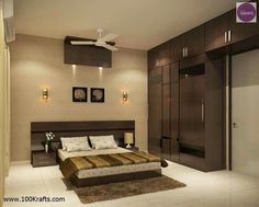 Wardrobe Design Bedroom, Bedroom Furniture Design, Indian Bedroom Design, Modern Bedroom Interior, Bedroom Closet Design, Interior Design Bedroom, Bedroom Cupboard Designs, Room Door Design, Ceiling Design Bedroom