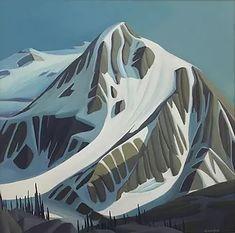 Ken Harrison Artist Jasper Park, Magic Realism, Canadian Artists, Mountain Landscape, Abstract Expressionism, Impressionism, Landscape Paintings, Sculpture, Gallery