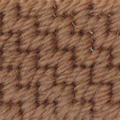 New to Needlepointing? Try These 56 Needlepoint Stitch Tutorials: Byzantine Stitch