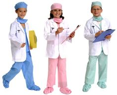 Diy childrens doctor costume doctor costume doctor coat and costumes dr physician doctor costume solutioingenieria Image collections