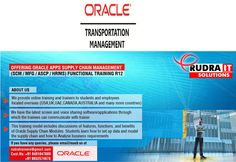 Oracle Apps OTM online Training in Hyderabad,USA, UK, Australia, New Zealand, UAE, Saudi Arabia, India, Pakistan, Singapore, Kuwait   http://www.training.rudraitsolutions.com/oracle-transportation-management.html  http://rudraitsolutions.blogspot.in/2014/09/oracle-apps-otm-training.html  about course details Mail me:rudraitsol@gmail.com