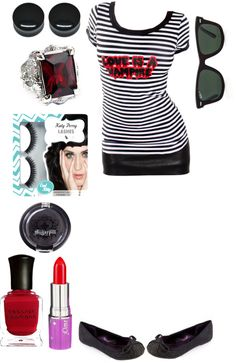 """Heart For The Heartless"" by misssookielemort on Polyvore"