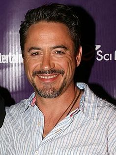 Mr. Downey has got to be the most gorgeous, perfectly mesmerizing man on the planet. How could you not be in love with this man? Those eyes, his beautiful smile and he's so incredibly talented. Definitely the man of my dreams!