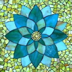 Kasia Mosaics Online Store: Mosaic Flowers Currently Available for Sale