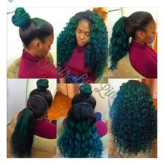 2 Part Horizontal Versatile Sew In With Side