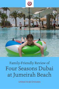 Pampered Bliss on the Arabian Gulf: Four Seasons Dubai at Jumeirah Beach