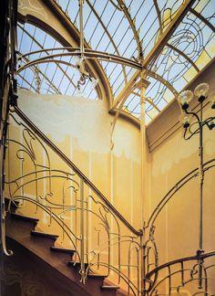 Hôtel Tassel - Victor Horta, Brussels..