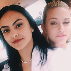 """31.3k Likes, 1,310 Comments - Riverdale (@riverdalelove) on Instagram: """"Betty or Veronica? """""""