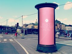 A nice rounded Billboard made in psd with smart layers super easy to edit.File format: .psd
