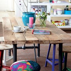 ***** LOVEEEEEEEEEE DIY table