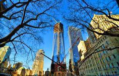 Freedom Tower - World Trade Center Memorial