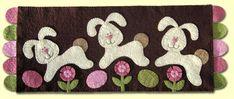 Cute little Easter bunnies!