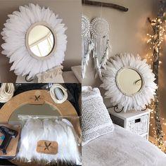 Diy Wall Decor, Boho Decor, Decor Crafts, Home Crafts, Diy Bedroom Decor, Diy Home Decor, Diy Crafts, Style Deco, Creation Deco